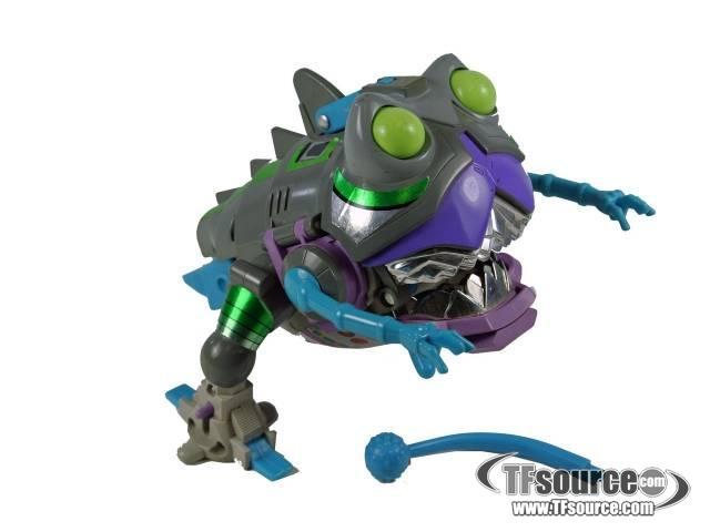 Transformers G1 - Gnaw - Loose - Missing gun