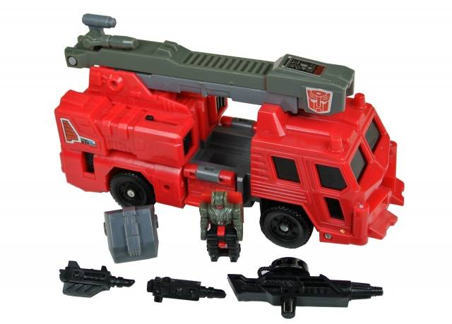 Transformers G1 - Hosehead - Loose - 100% Complete