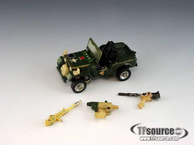 Transformers G1 - Hound - Loose - As Is