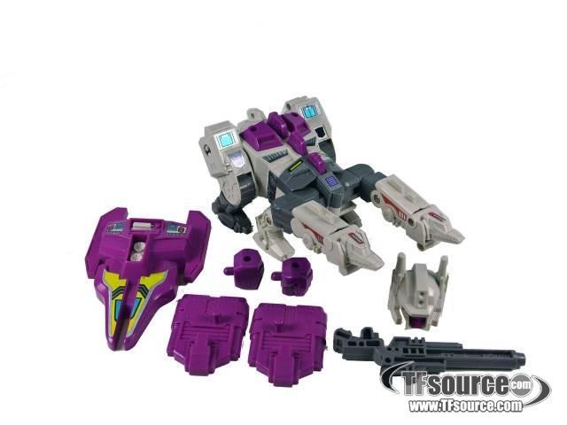 Transformers G1 - Hun-Gurrr - Loose - 100% Complete