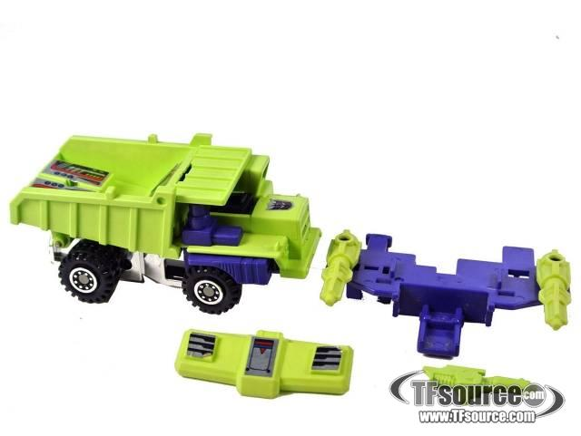 Transformers G1 - Long Haul - Loose - 100% Complete