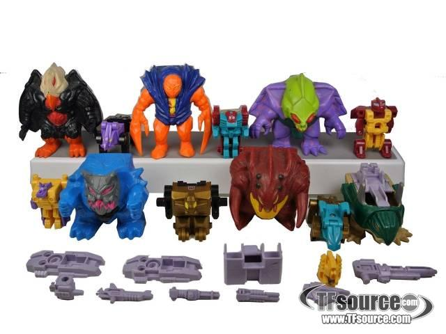 Transformers G1 - Monstructor - Loose - As Is