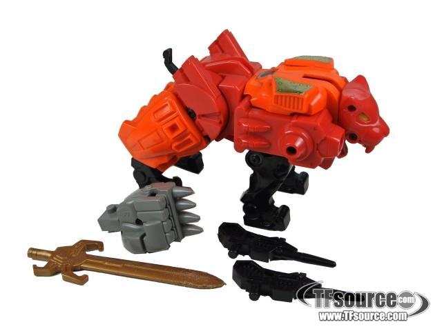 Transformers G1 - Rampage - Loose - 100% Complete