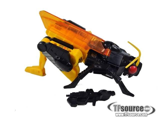Transformers G1 - Ransack - Loose - Missing shield