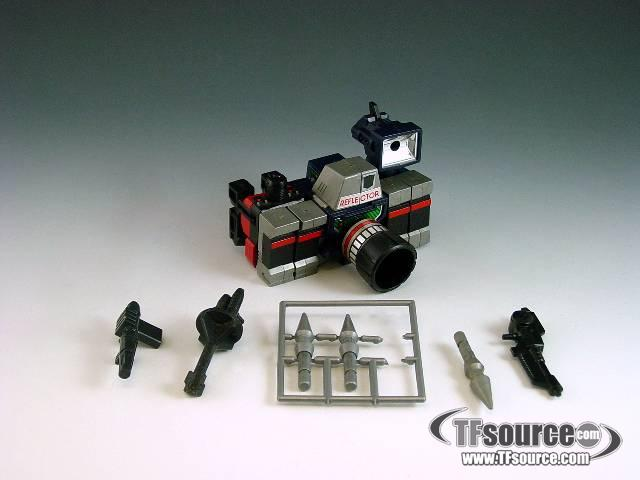 Transformers G1 - Reflector - Loose - 100% Complete
