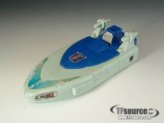 Transformers G1 - Scourge - Loose - As Shown