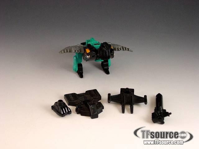 Transformers G1 - Seawing - Loose - 100% Complete