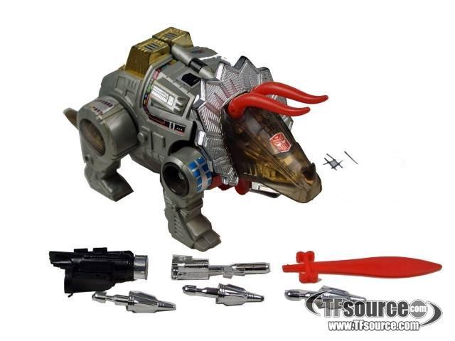Transformers G1 - Slag - Loose - 100% Complete