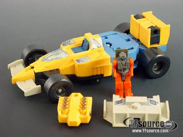 Transformers G1 - Slapdash - Loose - Missing Laser