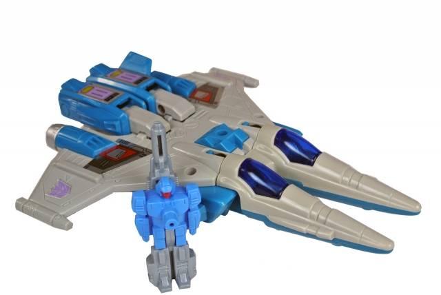 Transformers G1 - Slugslinger with Caliburst - Loose - 100% Complete