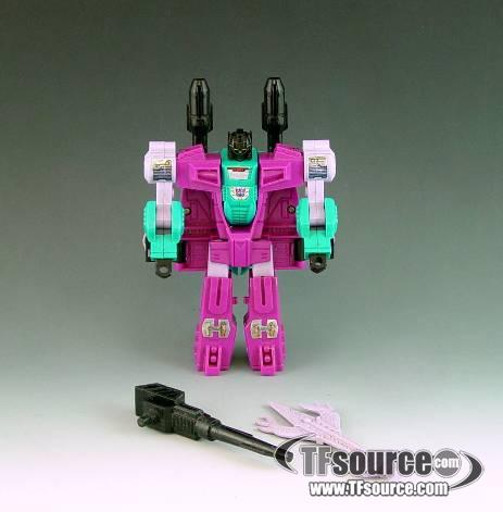 Transformers G1 - Snaptrap - Loose - As Is
