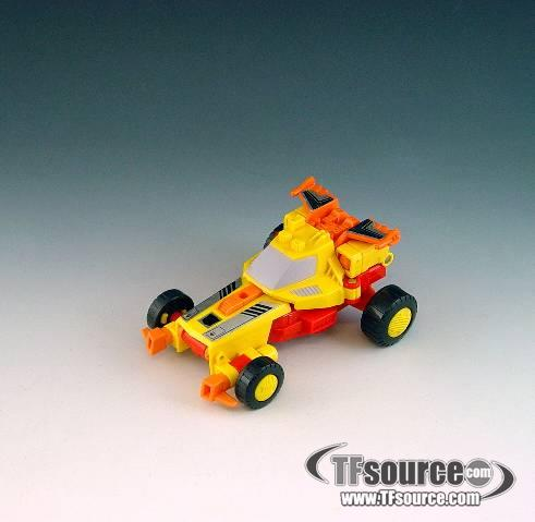 Transformers G1 - Sureshot - Loose - No Targetmaster Spoilsport