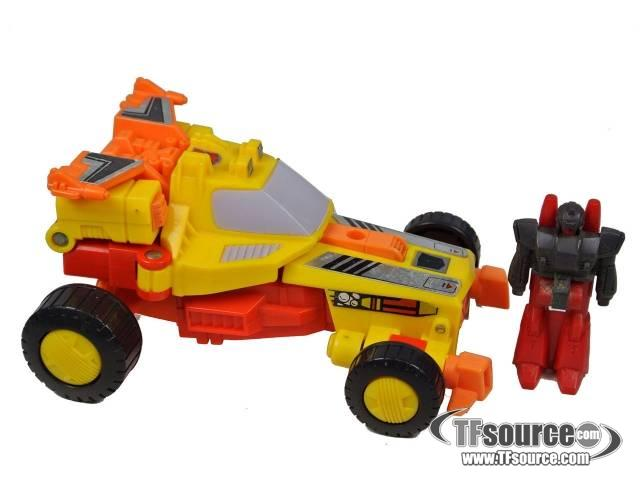 Transformers G1 - Sureshot - Loose - 100% Complete