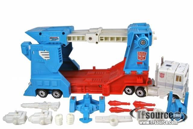 Transformers G1 - Ultra Magnus - Loose - 100% Complete