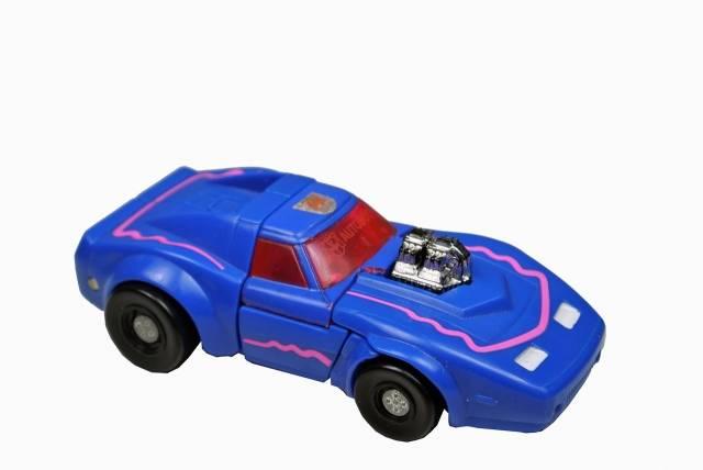 Transformers G2 - Skram - Loose - 100% Complete