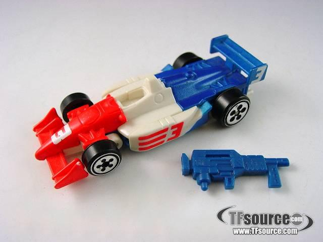 Transformers G2 - Go-Bot - Double Clutch - Loose - 100% Complete