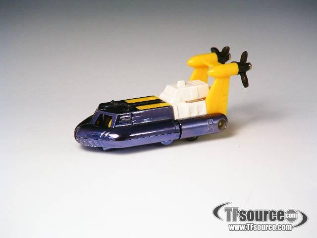 Transformers G2 - Seaspray - Purple Version - Loose - 100% Complete