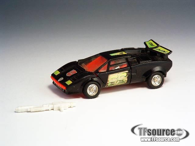 Transformers G2 - Sideswipe - Loose - As-Is
