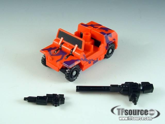 Transformers G2 - Swindle - Loose - 100% Complete