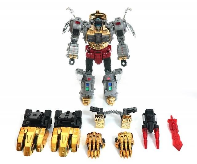 [Toyworld][Zeta Toys] Produit Tiers - Jouet TW-D aka Combiner Dinobots Reduced-galery_image_10257_15968