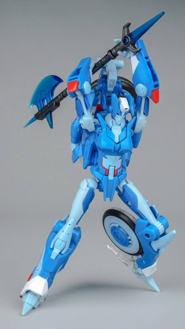 Studio Beelzeboss - Iron Lady - Add-ons for Generations Arcee & Chromia