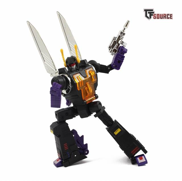 Fans Toys FT-14 FT14 Kickback Insecticons MP in Stock