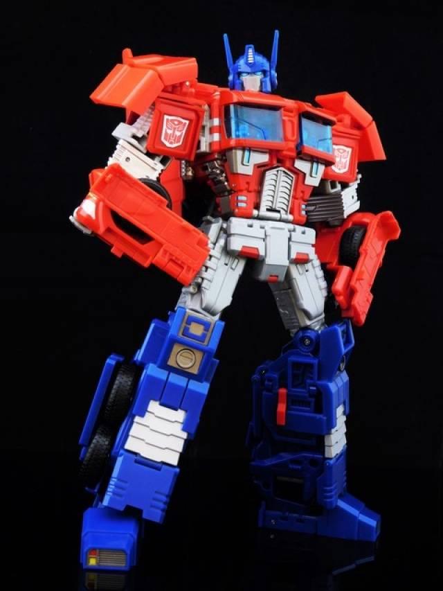 New SND-01 Primo Vitals upgrade Kit Apply CW Optimus Prime In StocK