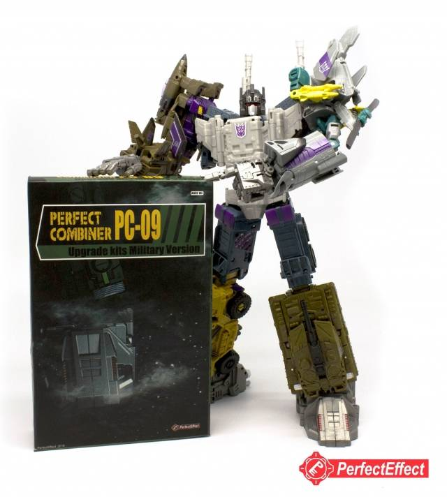 Perfect effect pc 09 perfect combiner upgrade set cw bruticus