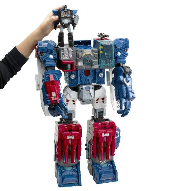 Transformers Titans Return Fortress Maximus