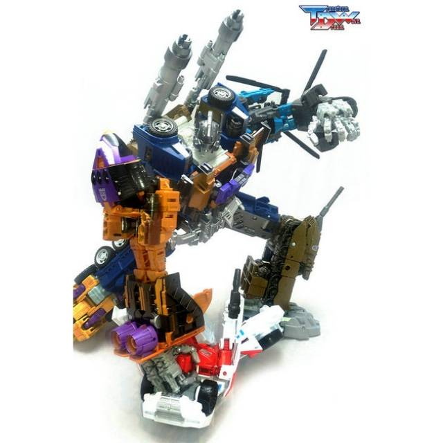 TRANSFORM DREAM WAVE TCW-01 CW BRUTICUS US Ver ADD-ON KIT