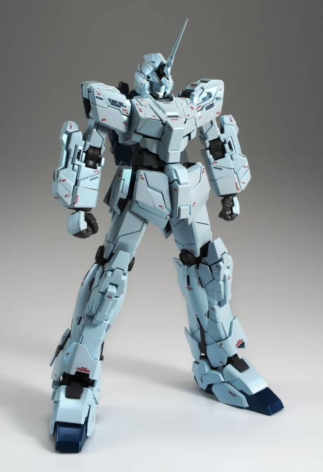 Bandai GUNDAM FIX FIGURATION METAL COMPOSITE Unicorn Gundam Final Battle Ver.