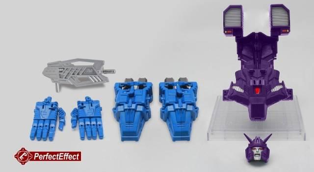 Perfect Effect PC-04G G2 Menasor Perfect Combiner Upgrade Kit