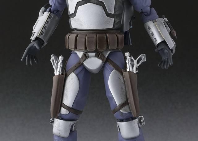 SH S.H Figuarts Jango Fett Star Wars Bandai Japan NEW ***