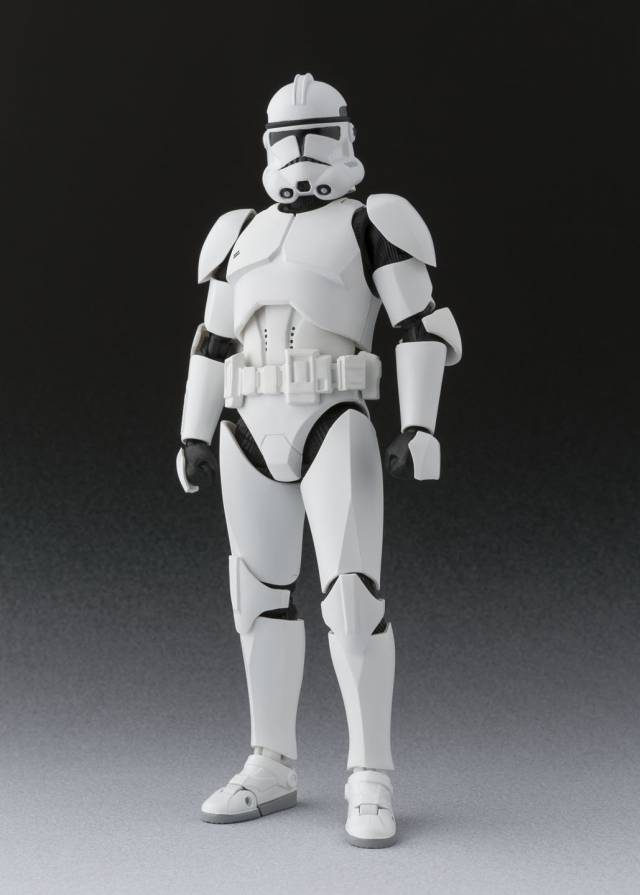 sh figuarts star wars clone trooper phase ii