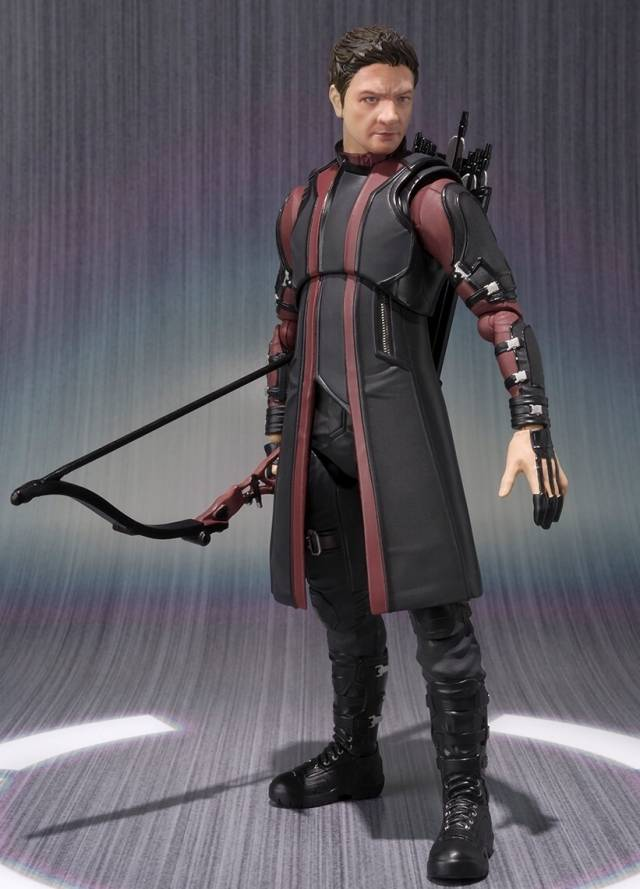 s h figuarts avengers age of ultron hawkeye. Black Bedroom Furniture Sets. Home Design Ideas