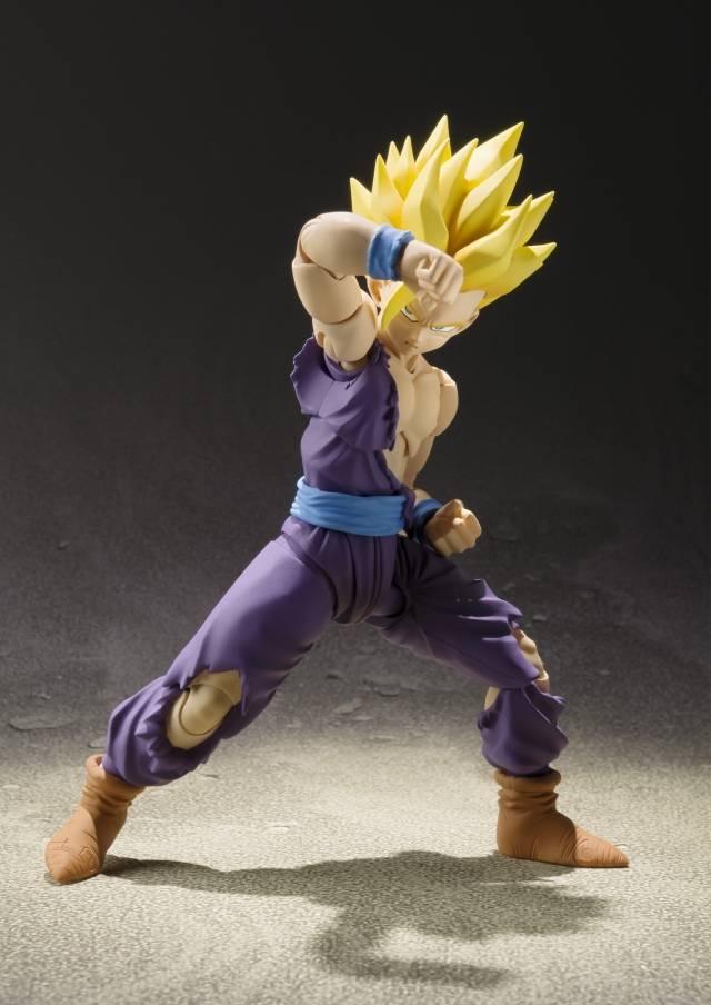 S H  Figuarts - Dragon Ball Z - Super Saiyan Gohan