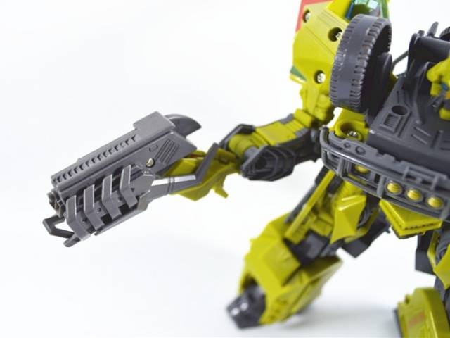 machine gun ratchet