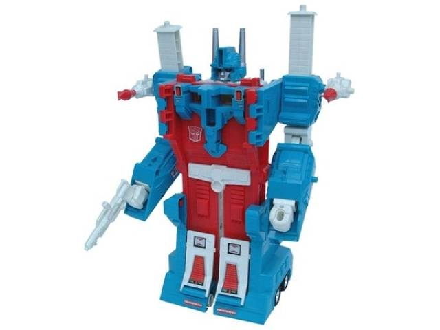 Transformers Reissue G1 Ultra Magnus | Commemorative Series