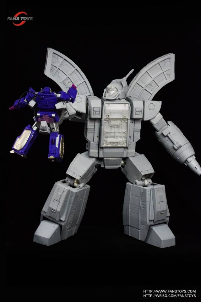 Fans Toys Ft 20a Aegis Sentinel Pack A
