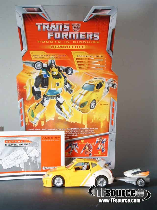 classics bumblebee loose 100  complete LEGO Transformers Prime Optimus Prime Instruction Guide