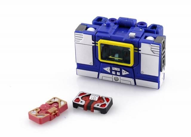 DX9 Toys - War in Pocket - X33 Sonic Wizard