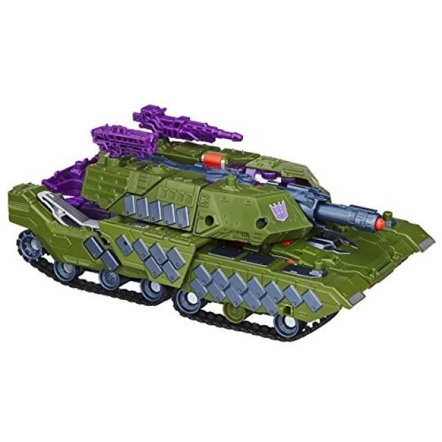 Transformers Combiner Wars Leader Class Armada Megatron Green Version Hot New
