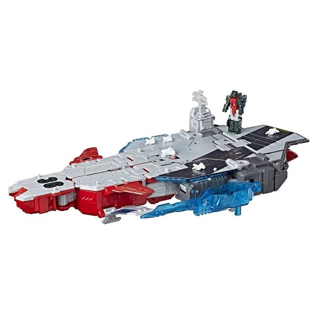 Transformers Titans Return Voyager Class Autobot Blunderbuss /& Broadside