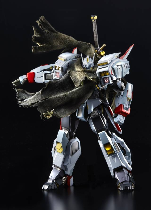 Flame toys transformers drift