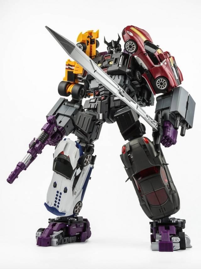 New TransFormMission TFM Transformers Menasor M-04 Over Turn Deadend In Stock