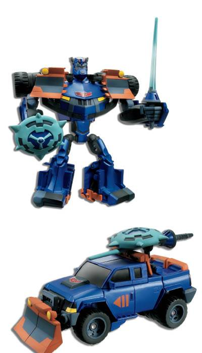 Japanese Transformers Animated - TA28
