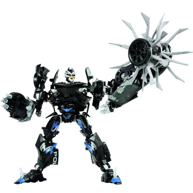 HASBRO Transformers Masterpiece film série MPM-05 Barricade MPM-5 TAKARA TOMY