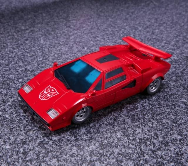 Drift Lamborghini Countach Jerusalem House