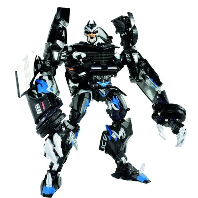 masterpiece movie series mpm 5 barricade hasbro version