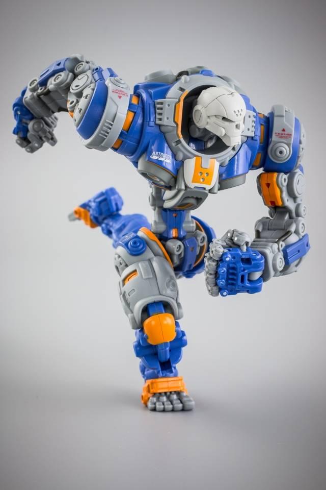 Toy Notch - Astrobots - A01 Apollo
